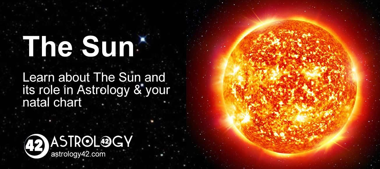 Sun Signs Meaning - Astrological Guide to The Sun Signs